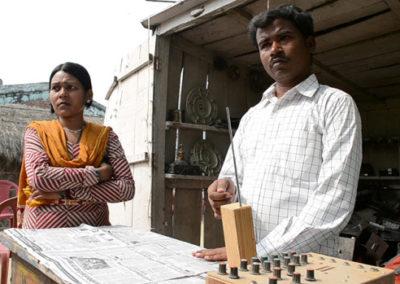 Raghav and Kiran